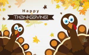 Thanksgiving gratitude Bellevue WA