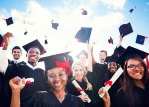 Graduates 2017 Bellevue WA