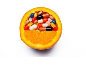 Vitmains and oral health Bellevue WA