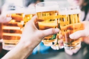 Alcohol and braces Bellevue WA