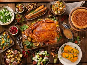 Orthodontist Dr. Barton Soper at Advanced Orthodontics offers helpful tips for Thanksgiving dinner with braces in Bellevue WA